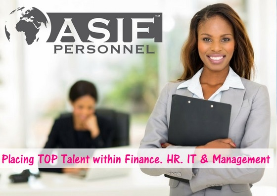 TOP Talent Of The Week In Finance. HR. IT. Management.