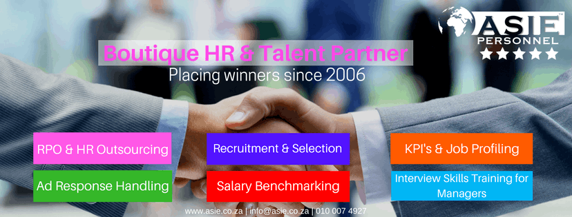 NEW! HR & Recruitment Service Offerings