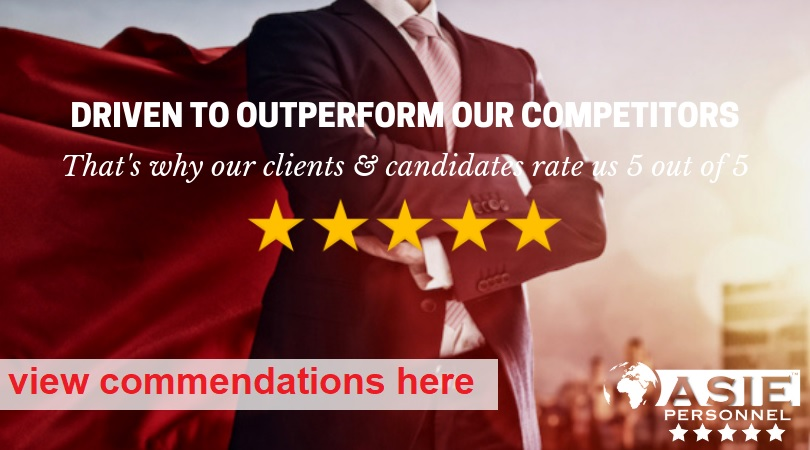 Driven to outperform our competitors