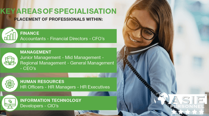 key area of specialisation